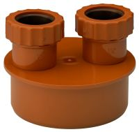 Underground Waste Adaptor 32 - 32mm
