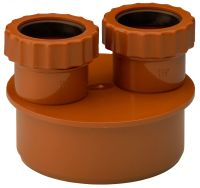Underground Waste Adaptor 40 - 40mm