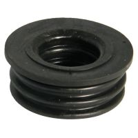 Rubber Waste Adapter 50mm
