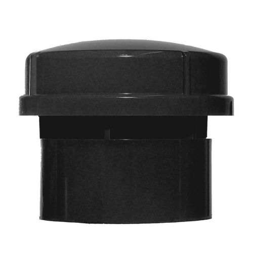 Black 110mm Solvent Air Admittance Valve Solvent