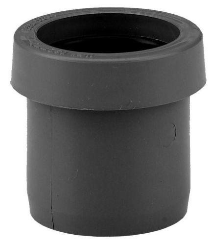 Black 40mm x 32mm Reducer Push Fit Waste