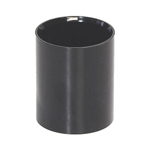Black 40mm Solvent Coupling Waste
