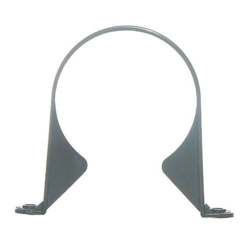 Grey 110mm Pipe Support Bracket