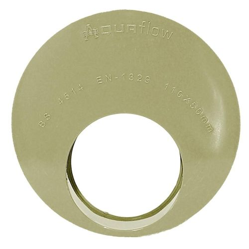 Olive Grey 110mm Solvent to 50mm Reducer