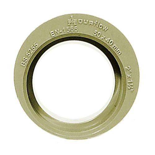 Grey 40mm x 32mm Waste Reducer