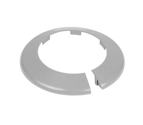 White 110mm Talon Pipe Collar
