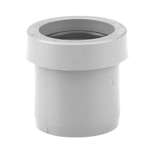 White 40mm x 32mm Push Fit Waste Reducer