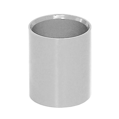 White 40mm Waste Straight Coupling