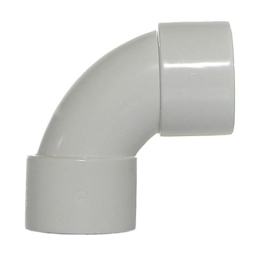 White 50mm Waste 92 Bend