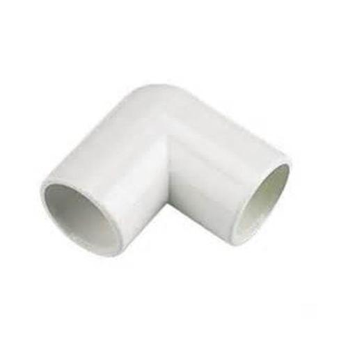 Aquaflow 90 Degree Bend 22mm White