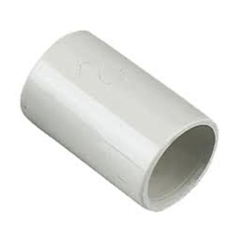 Aquaflow Straight Coupling 22mm White