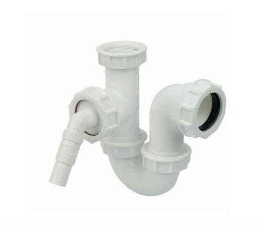 40mm Appliance Half Trap with 76mm Seal