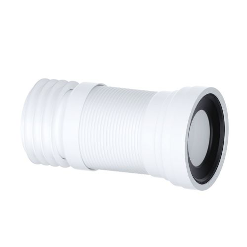 Straight Flexi 240mm to 500mm Pan Connector