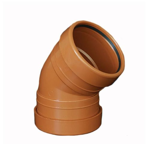 Underground 160mm 45 Double Socket