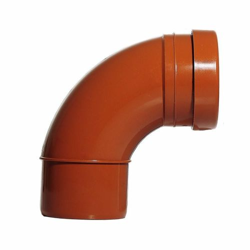 Underground 160mm 92 Single Socket Bend
