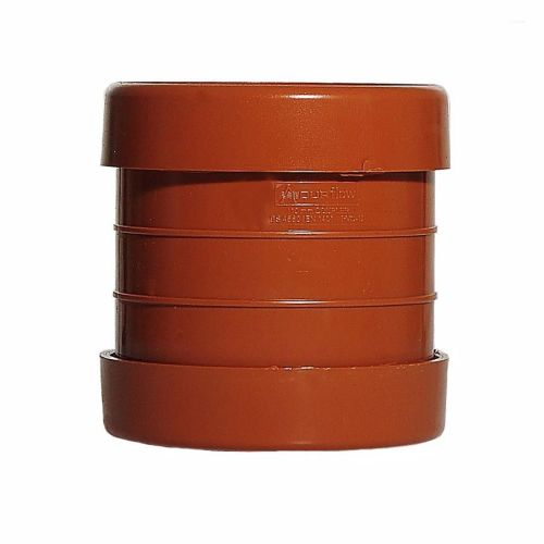 Underground 110mm Coupling (With Stop)