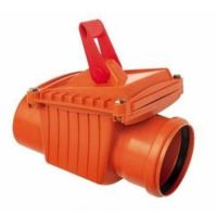 Underground 110mm Non Return Valve