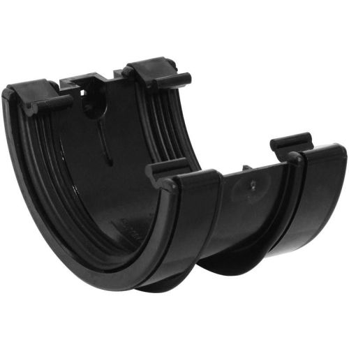 Black 150mm Commercial Union Bracket