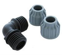 MDPE Water Pipe 25mm Elbow