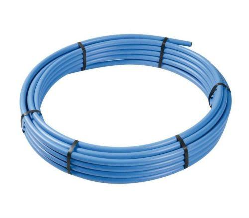 MDPE Blue 25mm x 100m Coil