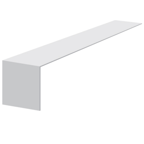 9mm Square Fascia Joint 600mm