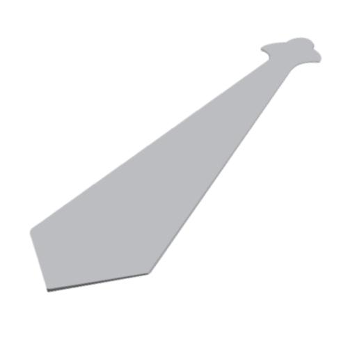 9mm Flat General Purpose Fascia Finial