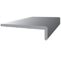 16mm Square Fascia Capping Board 250mm