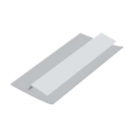 Hollow Soffit Flat Roof Trim x 5m