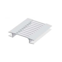 Hollow Soffit Vent Trim  x 5m