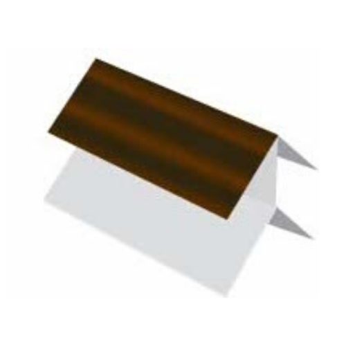 Shiplap Cladding External Corner x 5m