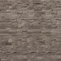 Natural Stone Anthracite 8mm x 250mm x 2.6m  Decorative Cladding