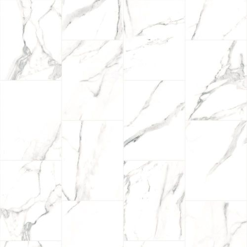 Multi Tile Faventa Light Grey 8mm x 400mm x 2.4m Decorative Cladding