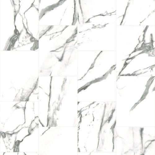 Multi Tile Onyx Grey 8mm x 400mm x 2.4m Decorative Cladding