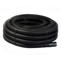 Twinwall Duct Coils 63mm x 50m Black