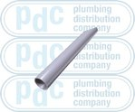 Barrier Pipe 15mm x 3mtr Grey Lengths