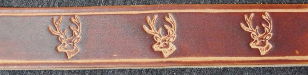 STAMPED STAG