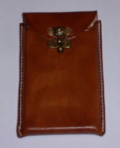 plain brown phone case