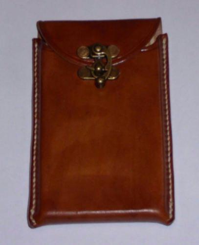 plain brown phone case