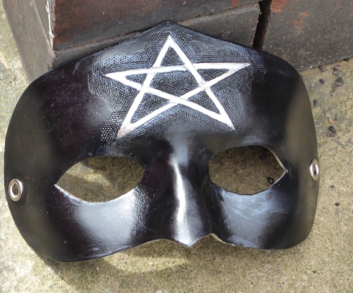 LEATHER MASK 7