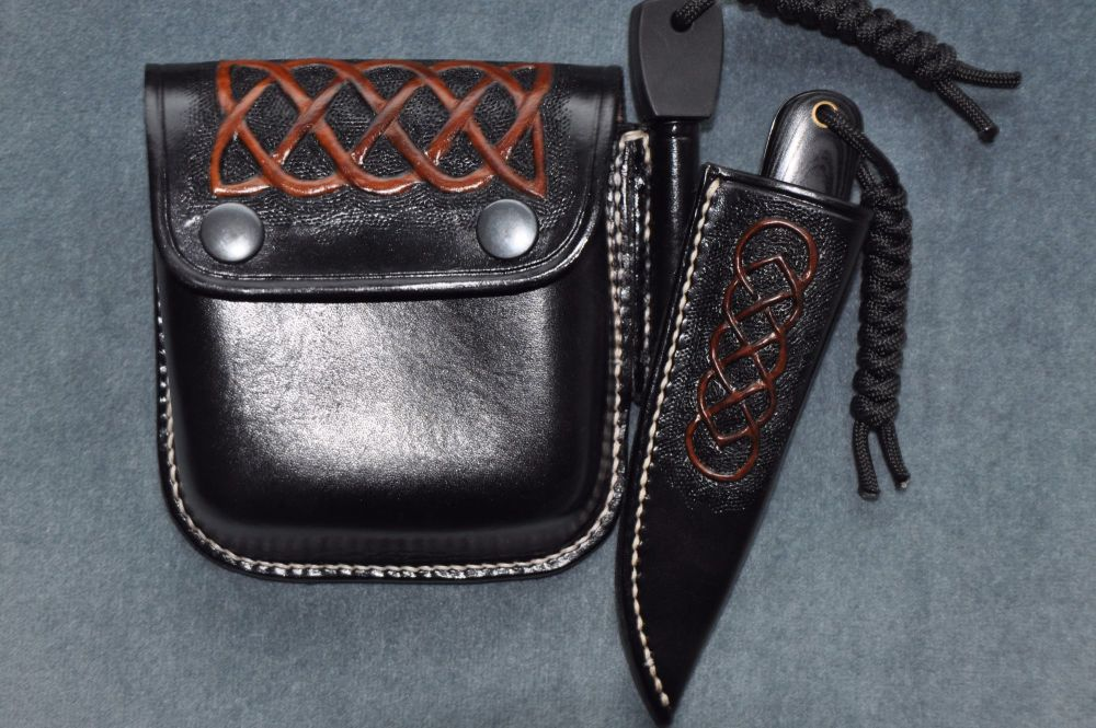 pouch and knife set