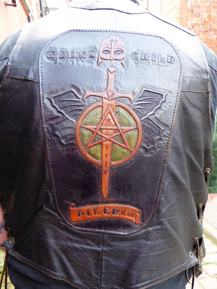 ME BACK PATCH