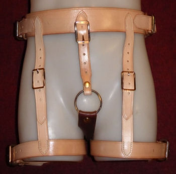 plain male harness 1
