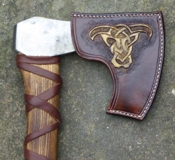 viking axe head