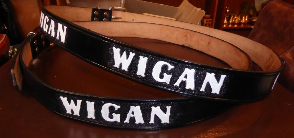 WIGAN BELTS