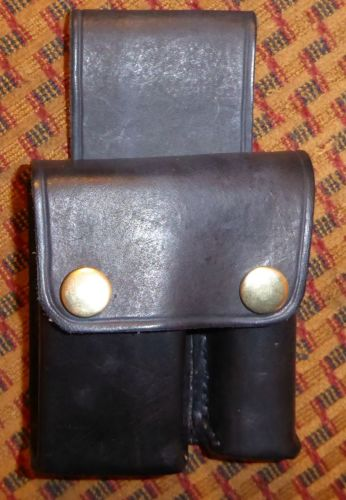 two pocket pouch small