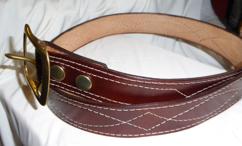 FANSEY STICKED BELT