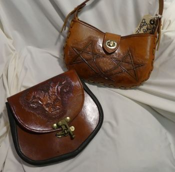 PAGAN LEATHER WORK