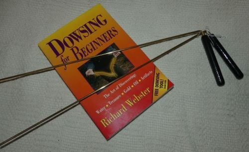 DOWSING RODS