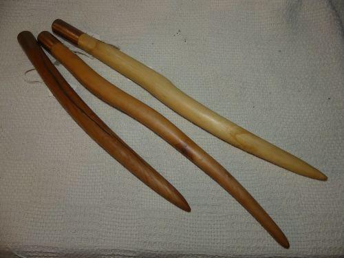 wood wands