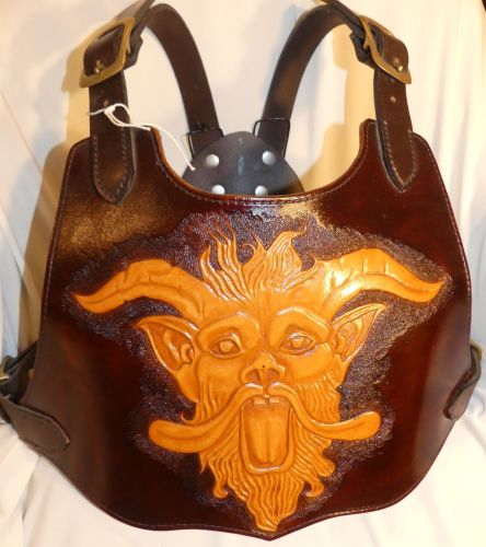TOOLED CHEST HARNESS
